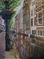 Delft in Spring