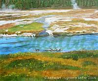 Yellowstone Fever
